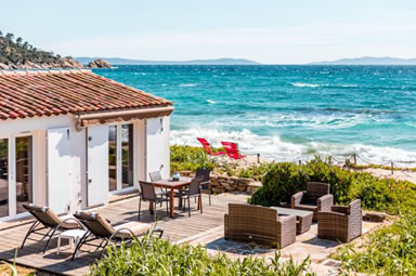 fisher house lavandou cote d'azur